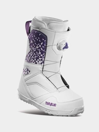ThirtyTwo Stw Boa Snowboard boots Wmn (white/purple)