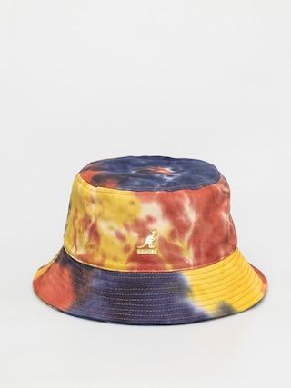 Kangol Tie Dye Bucket Hat (golden palm)