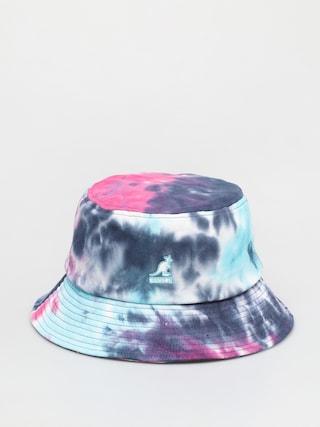 Kangol Tie Dye Bucket Hat (rainbow)