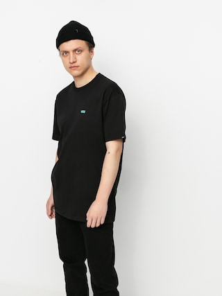 Vans Left Chest Logo T-shirt (blk/waterfall)
