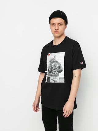 Champion Crewneck 216032 T-shirt (nbk)