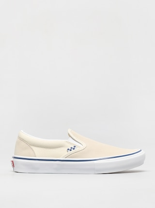 Vans Skate Slip On Shoes (off white)