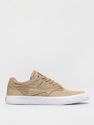 DC Kalis Vulc Shoes (tan)
