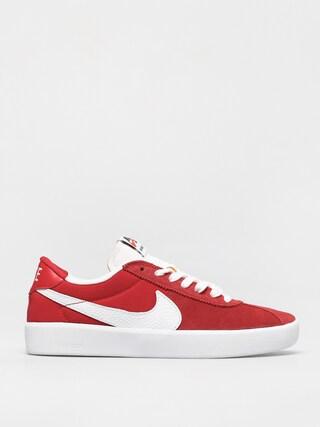 Nike SB Bruin React Shoes (university red/white university red)