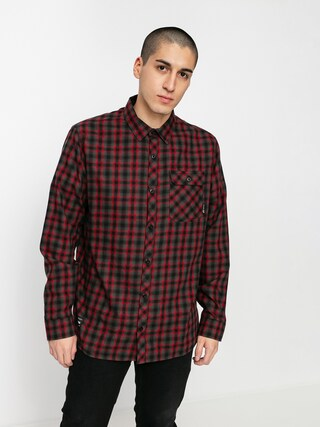 Fox Reeves Shirt (blk/rd)