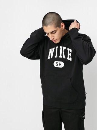 Nike SB Collegiate HD Hoodie (black/white)