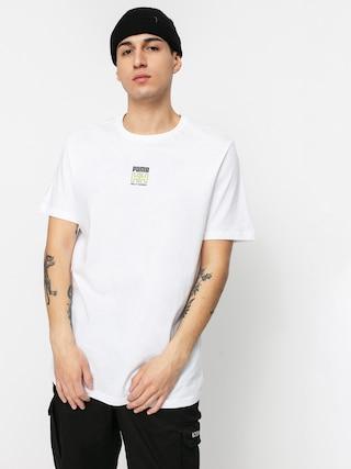 Puma X Helly Hansen T-shirt (puma white)