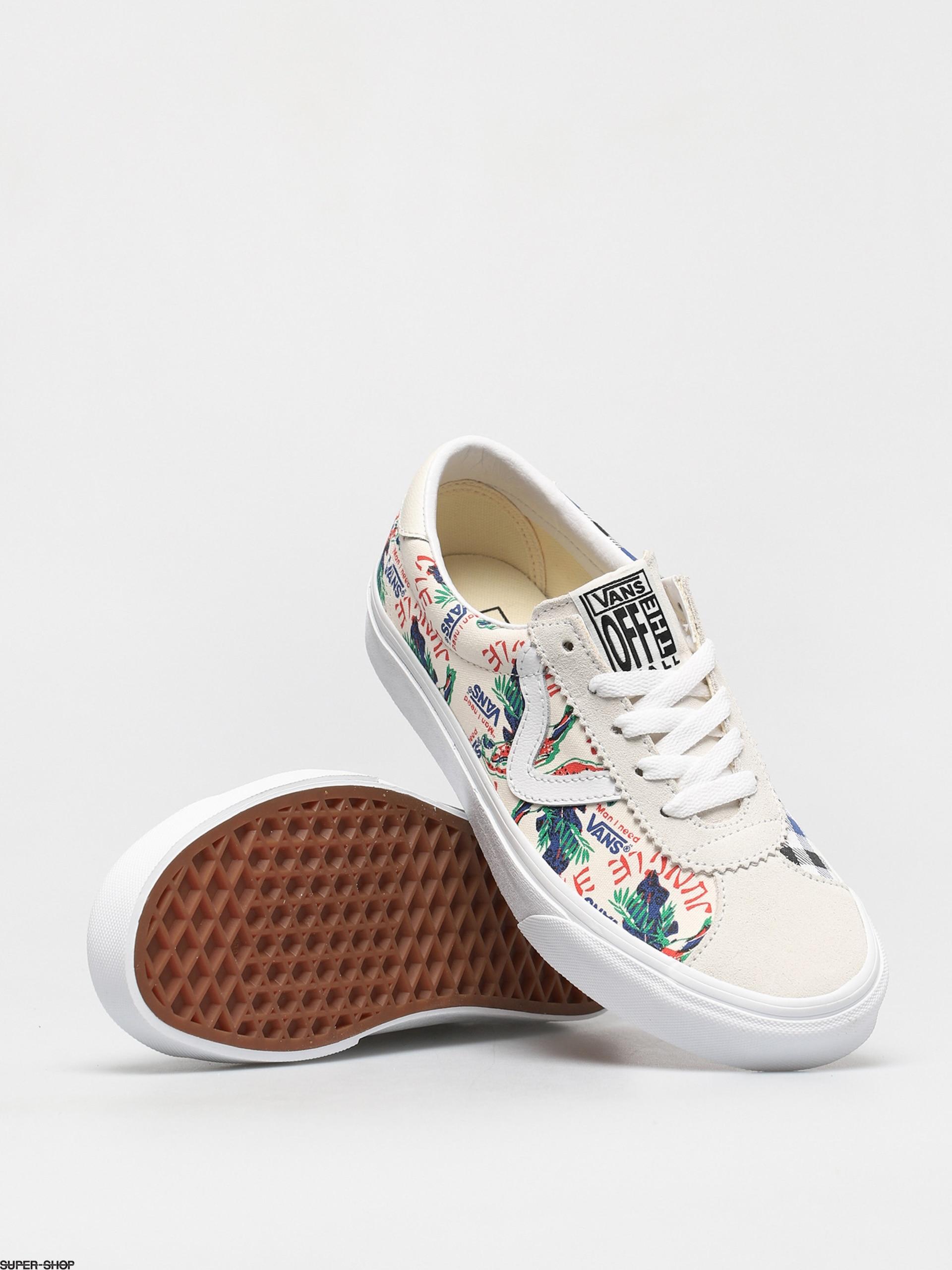 Vans Sport Shoes (spring daze multi/marshmallow)