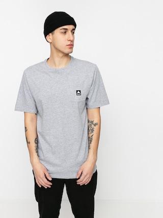 Burton Colfax T-shirt (gray heather)