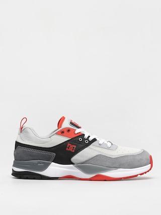 DC E Tribeka Se Shoes (grey/red/white)