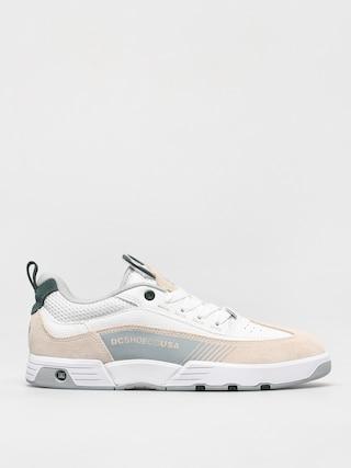 DC Legacy 98 Slm Shoes (white/grey/green)