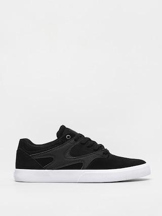 DC Kalis Vulc S Shoes (black/black/white)