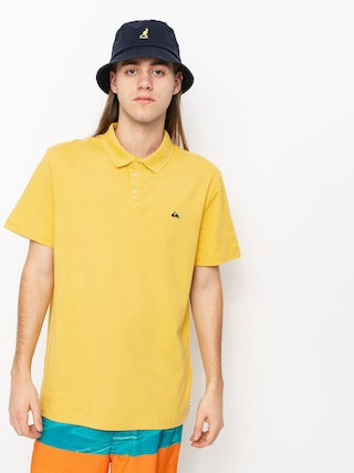 Quiksilver Essentials Polo t-shirt (rattan)