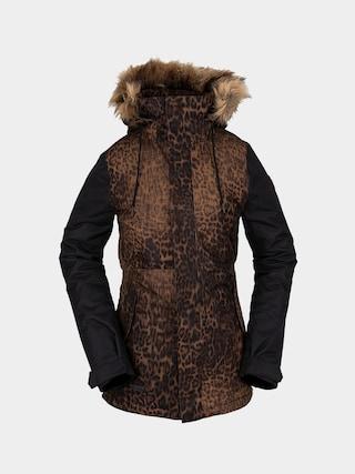 Volcom Fawn Ins Snowboard jacket Wmn (black combo)