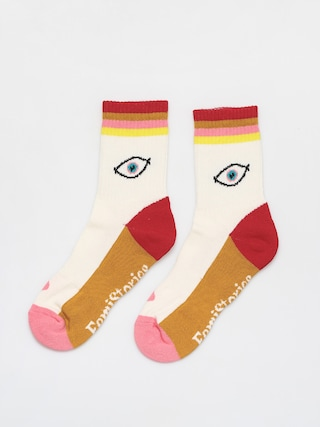 Femi Stories Vivo Socks Wmn (fyng)