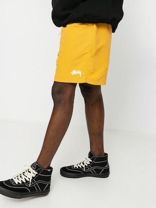 Stussy Stock Water Shorts (yellow)