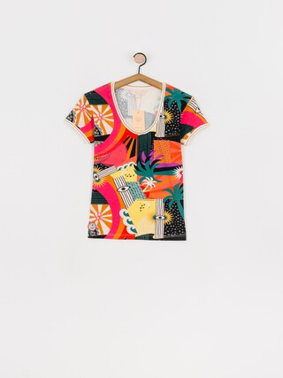 Femi Stories Landa T-shirt Wmn (fyng)
