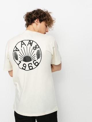Vans Dakota Roche Logo T-shirt (seedpearl)