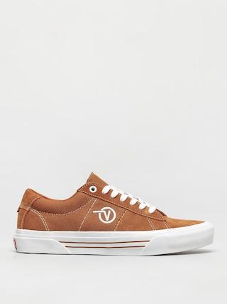 Vans Skate Sid Shoes (pumpkin/white)