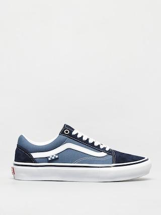 Vans Skate Old Skool Shoes (navy/white)