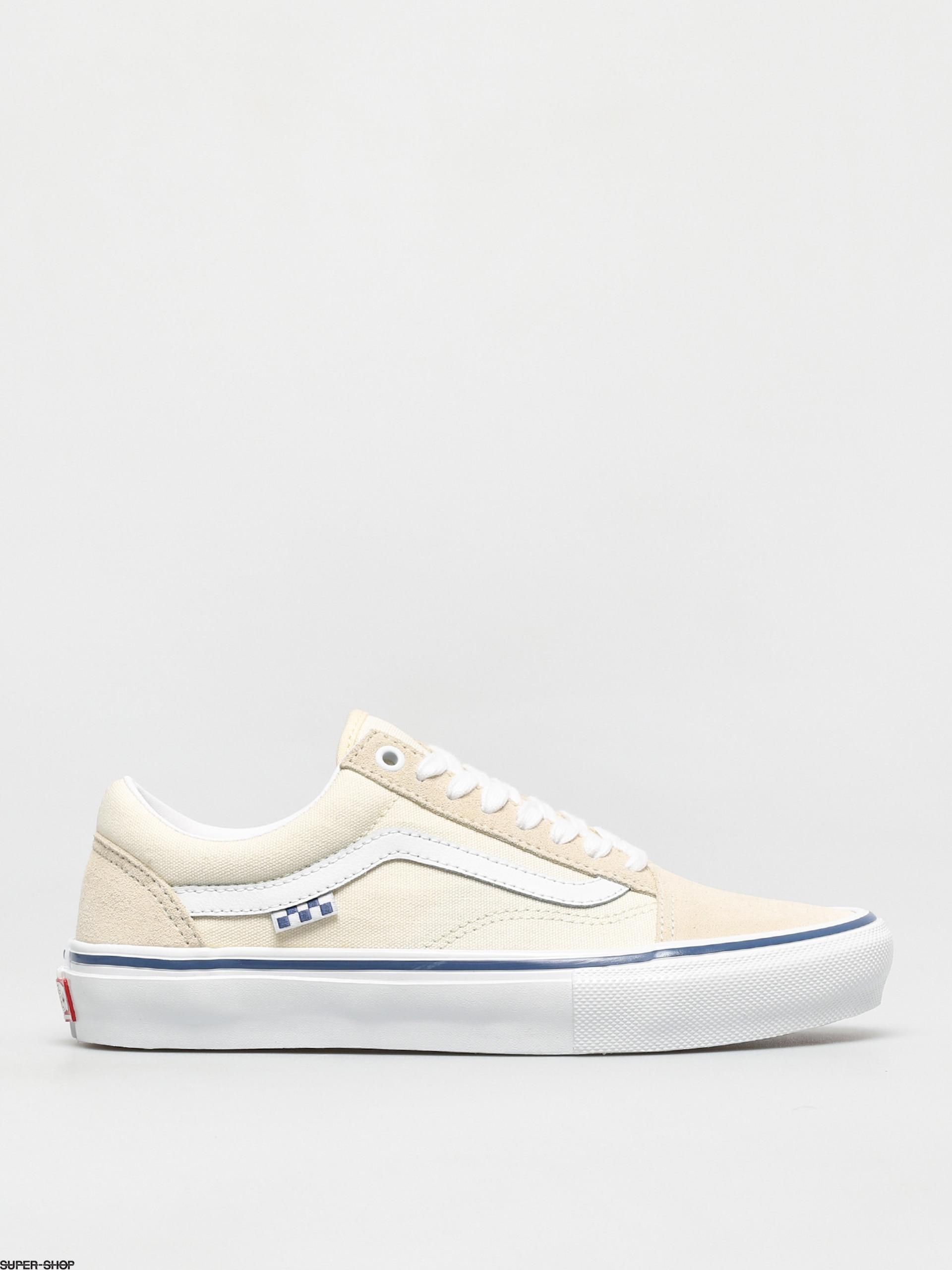 Vans Skate Old Skool Shoes (off white)