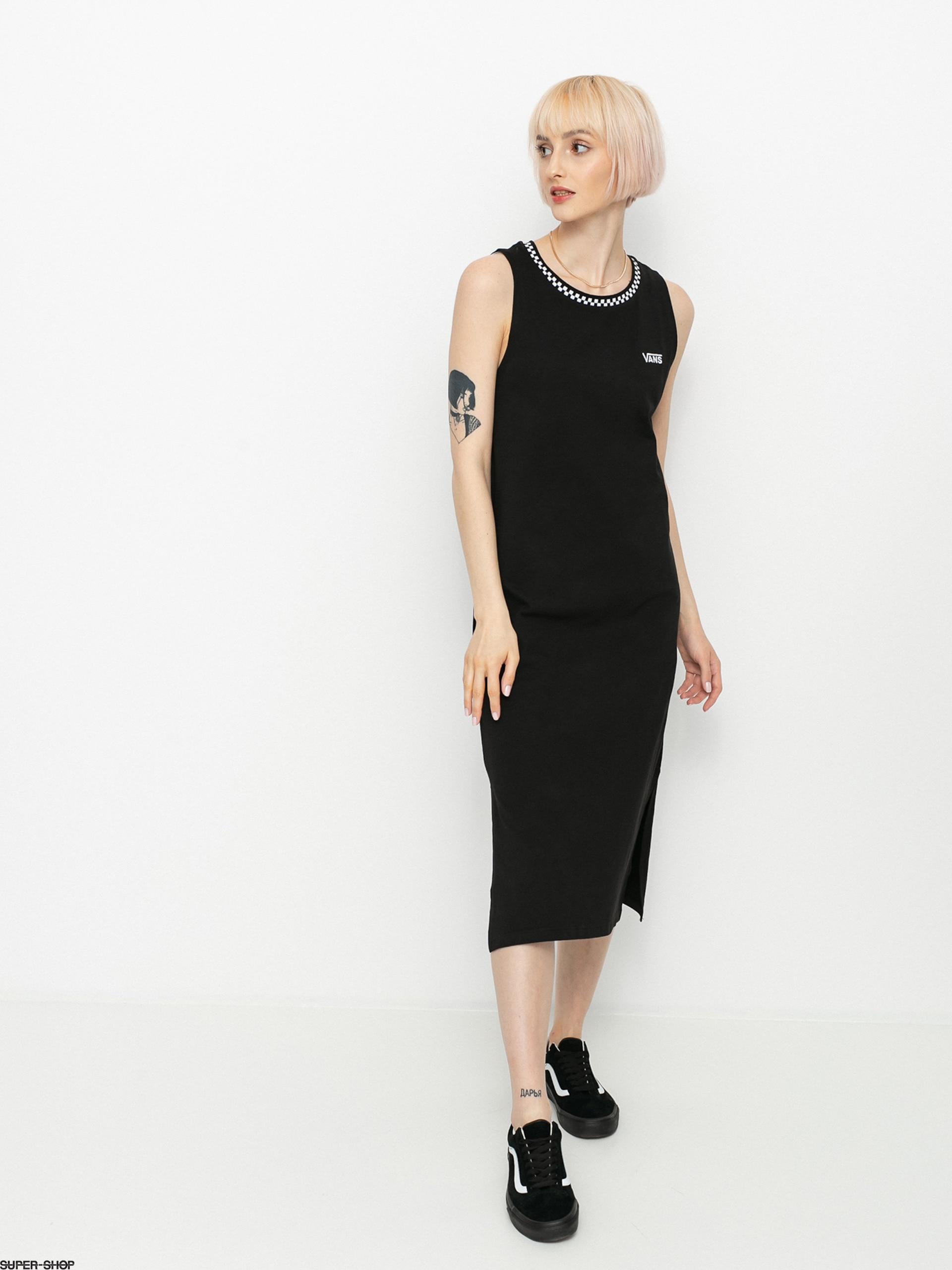 Vans Kalie Midi Dress Wmn (black)