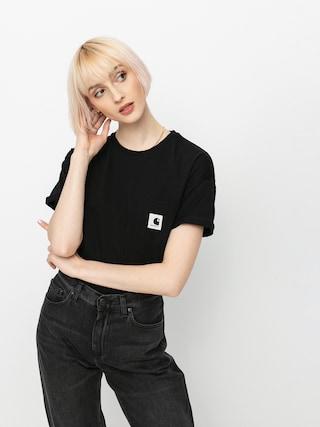 Carhartt WIP Pocket T-shirt Wmn (black)