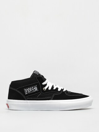 Vans Skate Half Cab Shoes (black/white)