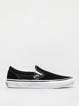 Vans Skate Slip On Shoes (black/white)