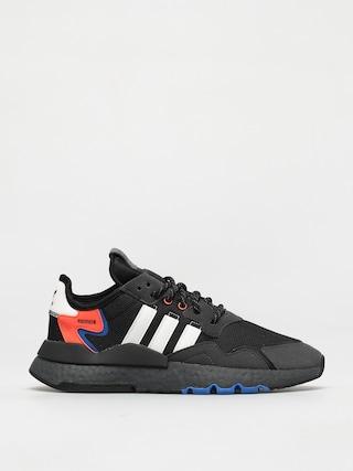 adidas Originals Nite Jogger Shoes (ftwwht/gresix/acimin)