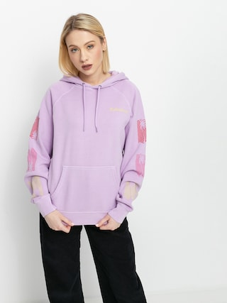 Billabong Catching Waves HD Hoodie Wmn (lit up lilac)