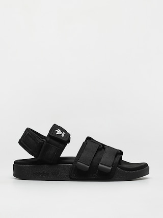 adidas Originals New Adilette Sandal Flip-flops (cblack/cblack/ftwwht)