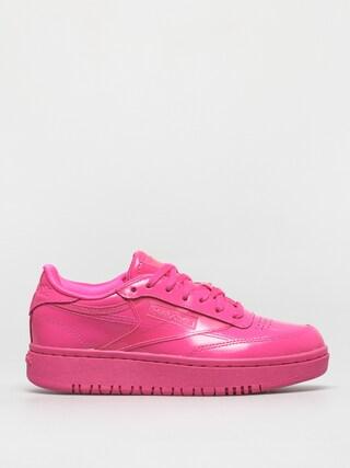 Reebok Club C Double Shoes Wmn (dynpnk/dynpnk/dynpnk)
