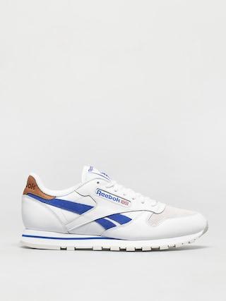 Reebok Cl Lthr Shoes (white/coublu/morfog)