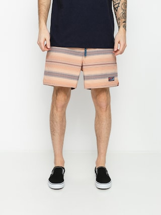Patagonia Stretch Wavefarer Volley Shorts 16in Boardshorts (rotation/mellow melon)