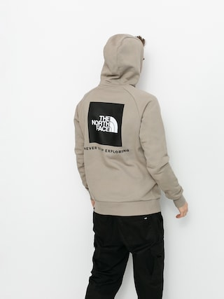The North Face Raglan Redbox HD Hoodie (mineral grey)