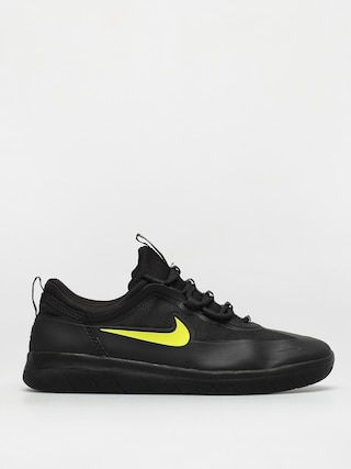 Nike SB Nyjah Free 2 Shoes (black/cyber black black)