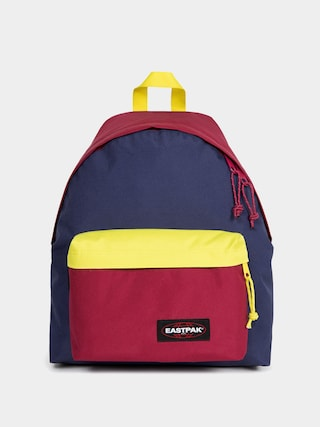Eastpak Padded Pak R Backpack (color blocked midnight)