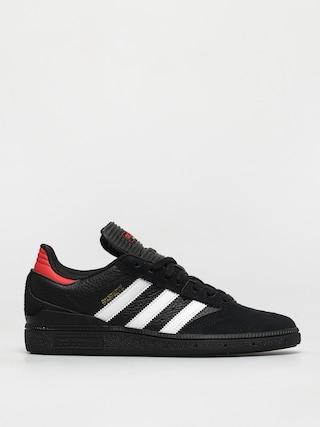 adidas Busenitz Shoes (cblack/ftwwht/vivred)