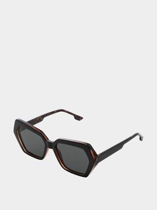 Komono Poly Sunglasses (black tortoise)