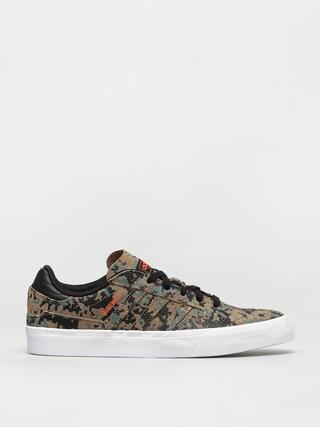adidas Busenitz Vulc II Shoes (cblack/cardbo/ftwwht)