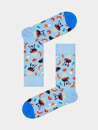 Happy Socks Barbeque Socks (blue)
