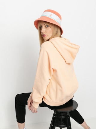 Billabong Catching Waves HD Hoodie Wmn (tropcl peach)