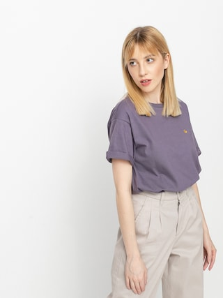 Carhartt WIP Chase T-shirt Wmn (provence/gold)