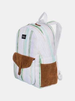 Roxy Carribean Backpack Wmn (bright white kamuela stripe s)