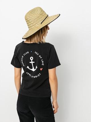 Femi Stories Manuel T-shirt Wmn (wblk)