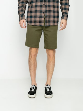 DC Worker Chino Shorts (fatigue green)