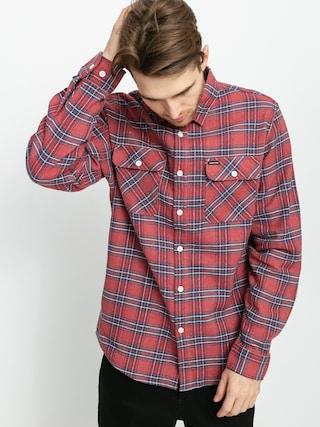 Brixton Bowery Lw X Flannel Shirt (cowhide)