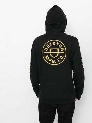 Brixton Crest HD Hoodie (black)