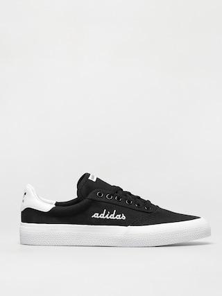 adidas Originals 3Mc Shoes (cblack/cblack/ftwwht)